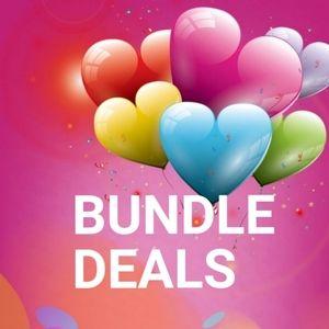 Bundle  deals Jewelry & tops sales 30% off